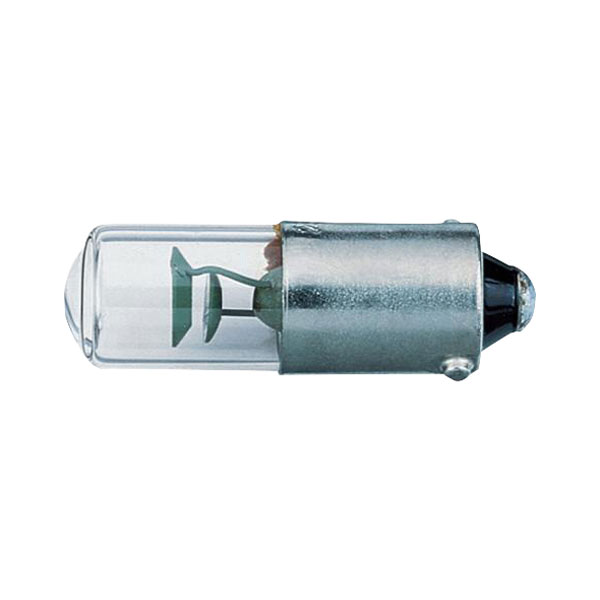 Image of Barthelme 00022330 Bulb BA9s 230V 4W 1.9mA 10 x 28mm