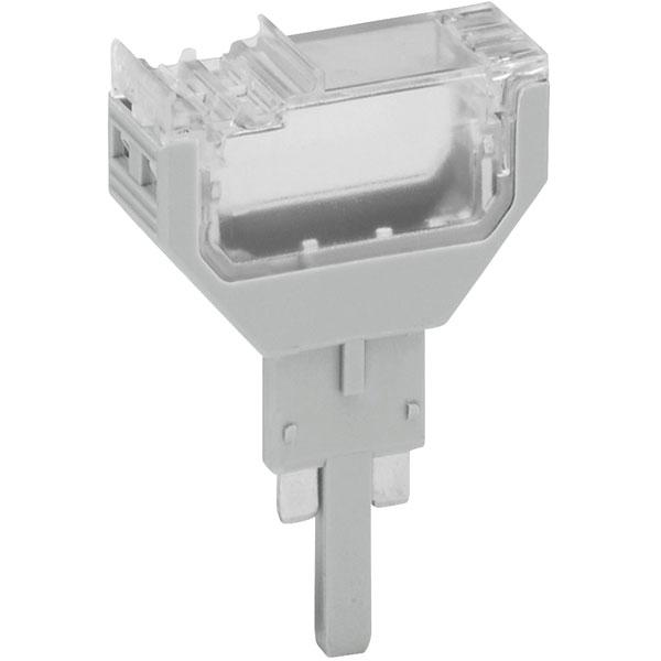 WAGO 2002-810 2 Pole 10.4mm Empty Plug Housing Type 2 for 2002 Ser...