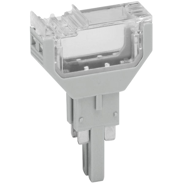 WAGO 2002-820 2 Pole 10.4mm Empty Plug Housing Type 3 for 2002 Ser...