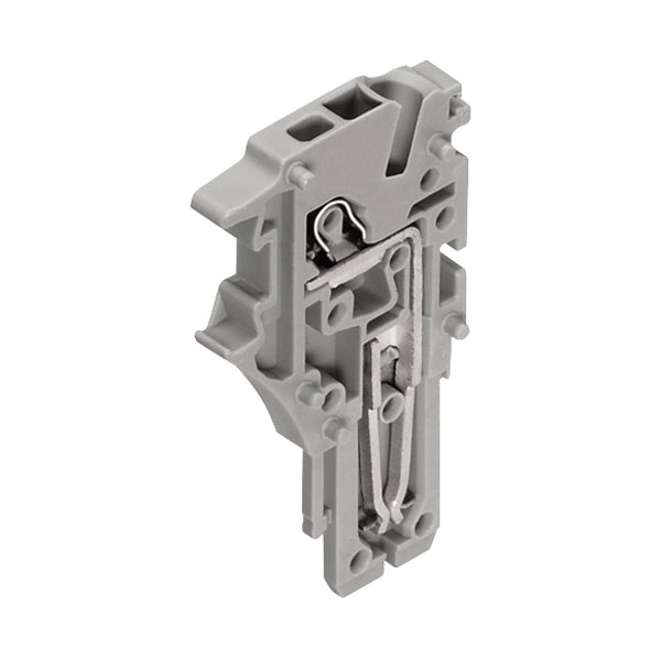 WAGO 2020-181 1 Conductor End Module Grey