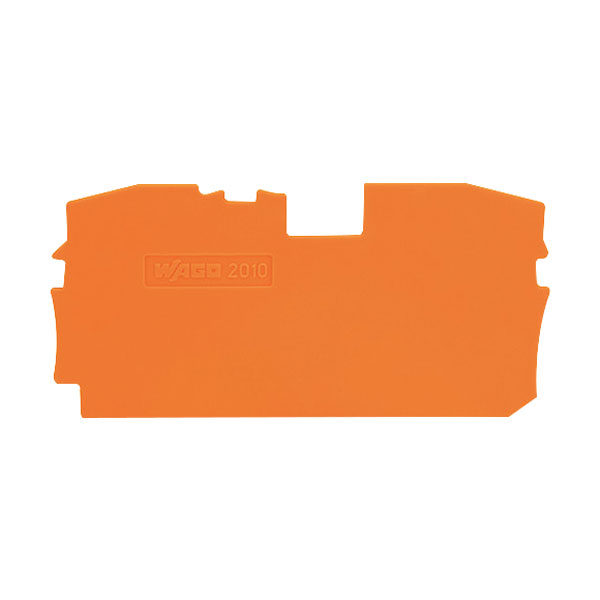 WAGO 2010-1292 1mm End & Internal Plate 2010-1200 Terminal Blocks ...