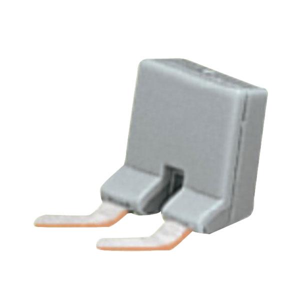 WAGO 261-402 2-way 10A Comb Style Jumper Bar 261 Series Grey