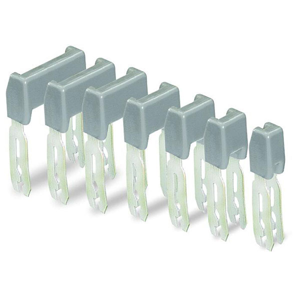 WAGO 780-452 Staggered Jumper 1-2 5mm for 2-conductor Female Plugs...