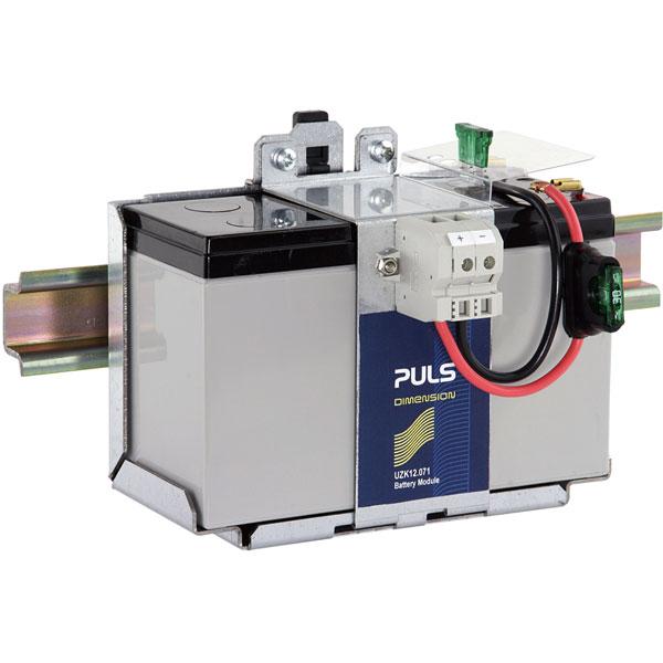 PULS UZK12.071 Dimension USP Battery Module 7Ah 12V DC