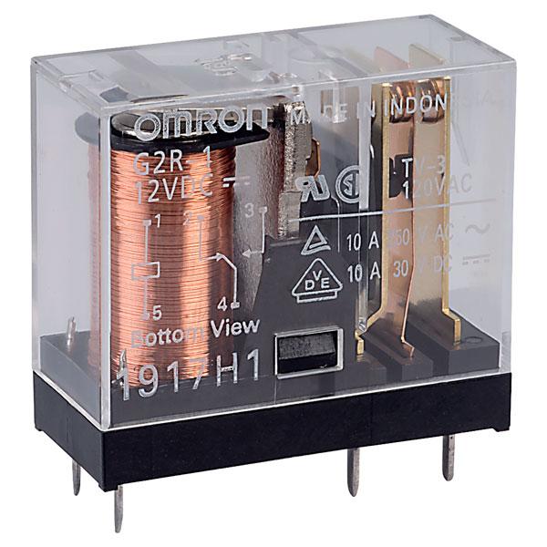 G5V-1-12VDC         RELAY SPCO PCB 12VDC