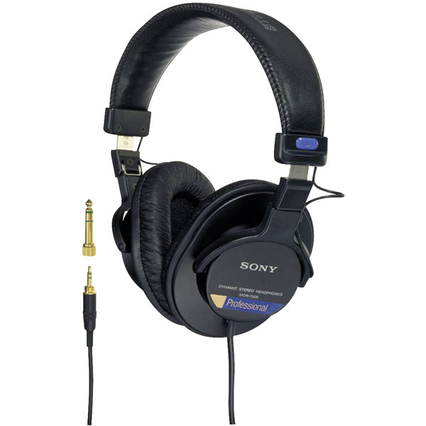Image of Sony MDR-7506/1 Headphones