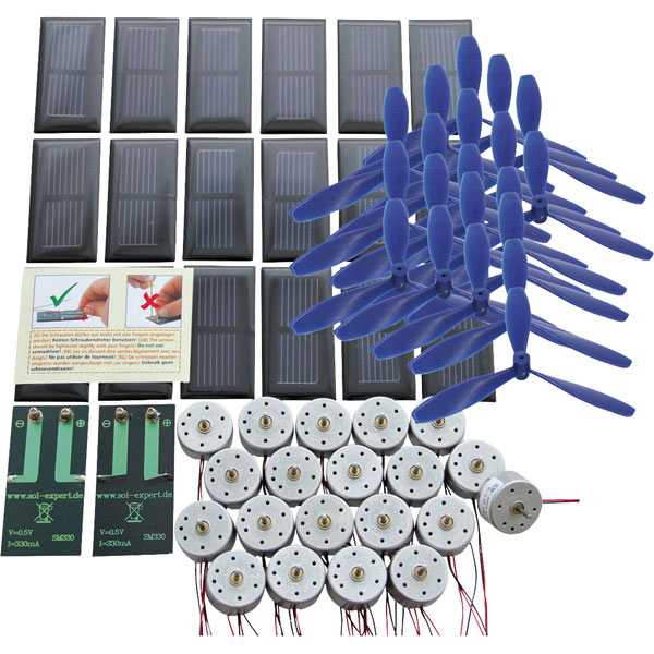 Image of Sol Expert 77774 - Solar Drive Basic Set Screw Pack of 20 Kits