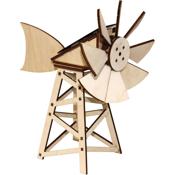 Image of Sol Expert 40011 - American Solar-Windmill - 100 x 200mm