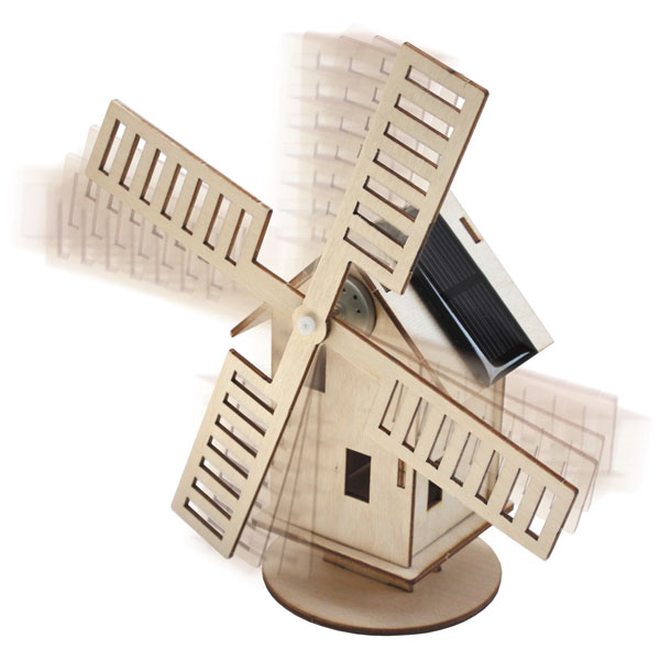 Image of Sol Expert 40009 - Solar Windmill - 220 x 210mm