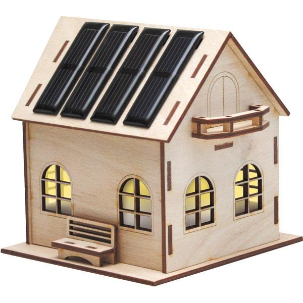 Image of Sol Expert SOH - Solar House Sunshine Villa - 120 x 115 x 112mm