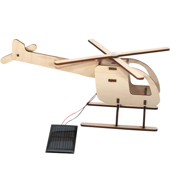Image of Sol Expert 40260 - Solar Helicopter - 65 x 180 x 125mm