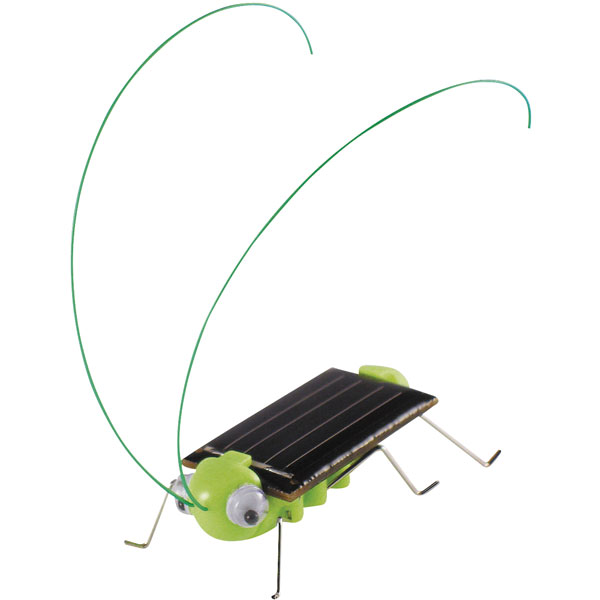 Image of Sol Expert 46125 - Solar Cricket - 20 x 50 x 20mm