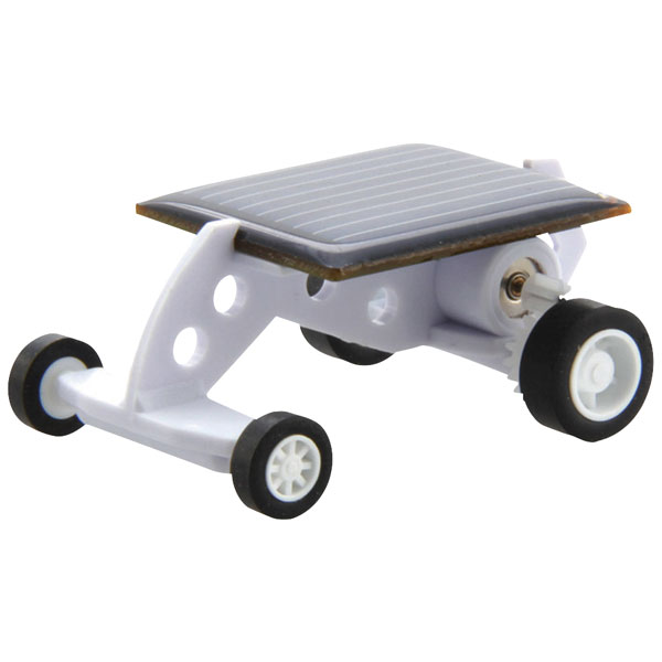 Image of Sol Expert 47151 - Solar Mini Racing Car Kit - 19 x 42 x 30mm