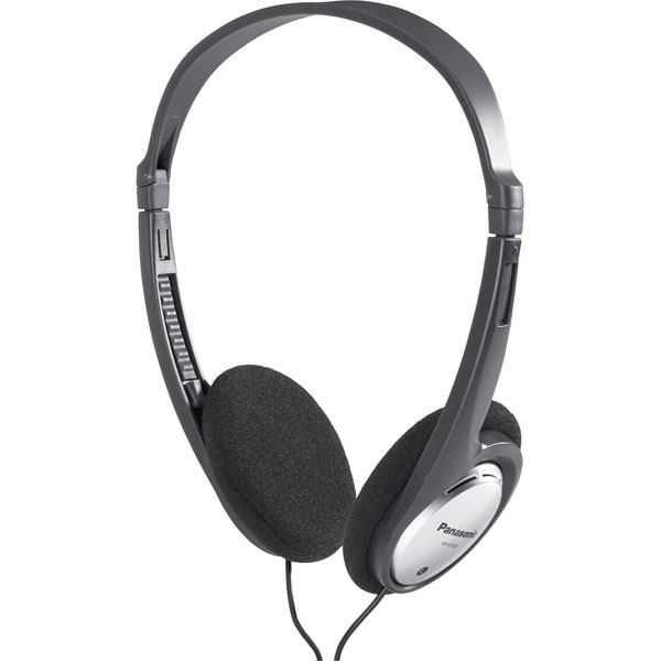 Image of Panasonic Ht030E-S Light Headphones