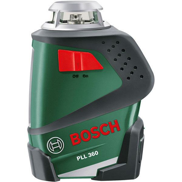 Bosch 0603663001 PLL 360 Set Self-Levelling 360° Line Laser
