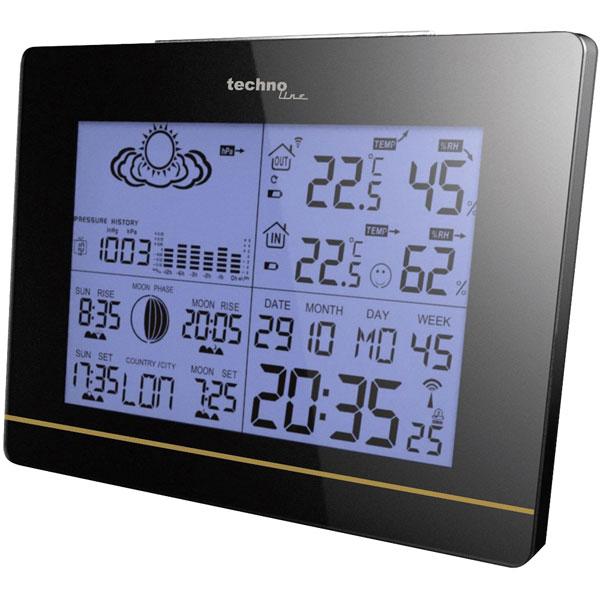 Image of Techno Line WS 6750 Wireless Digital Weather Station