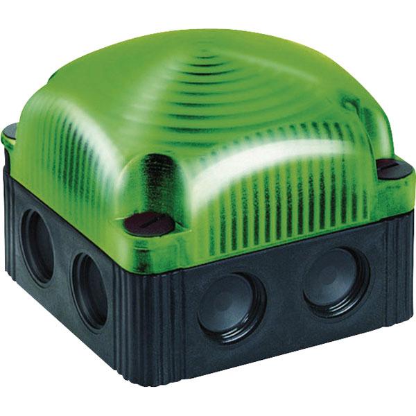 Werma Signaltechnik 853.200.54 LED Permanent Beacon 12VDC Green