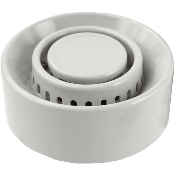 Compro PSW.90030 Piezo Siren White 12VDC