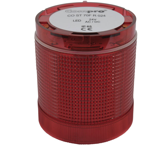 ComPro CO ST 70 RL 024 LED Element Red 2 Functions