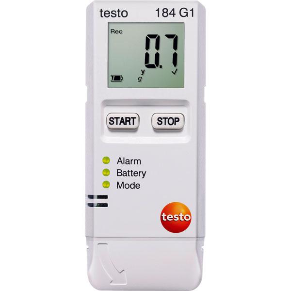 Image of Testo 0572 1846 AG Temperature Data Logger