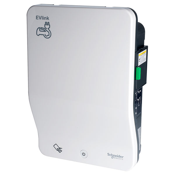 Schneider Electric EVB1A22P4RI 7.4kW Type 2S Socket and RFID
