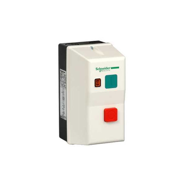 Image of Schneider Electric LE1M35N708 TeSys 0.75kW 415V 3 Ph Starter Therm...