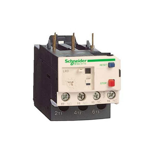 Image of Schneider Electric LRD07 TeSys Overload Relay 1.6 to 2.5A