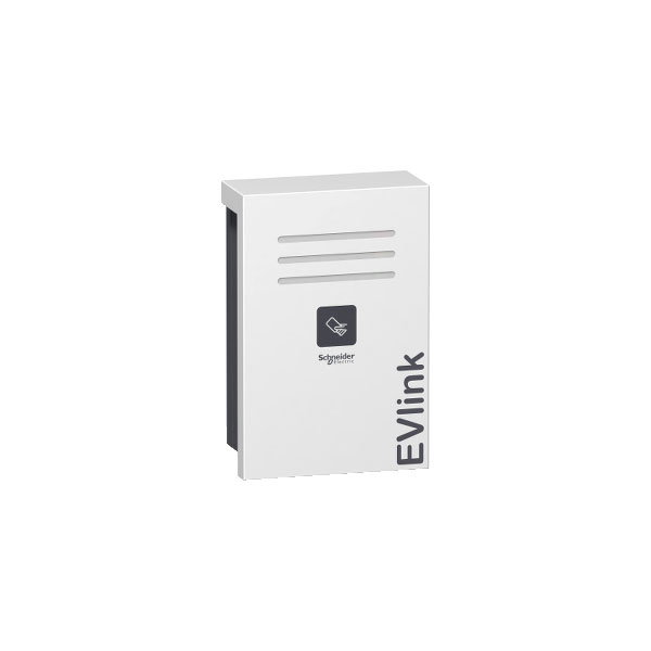 Schneider Electric EVW2S7P04R EVlink Wall Mounted 7kW 1xT2 With Sh...