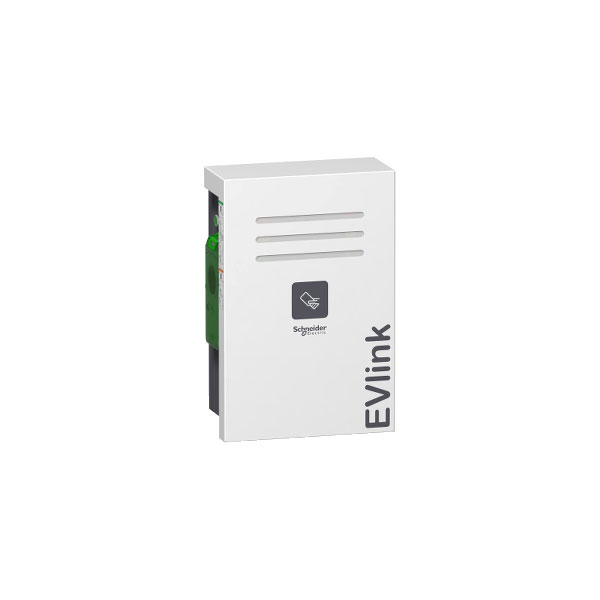 Schneider Electric EVW2S22P44R EVlink Wall Mounted 22kW 2xT2 With ...