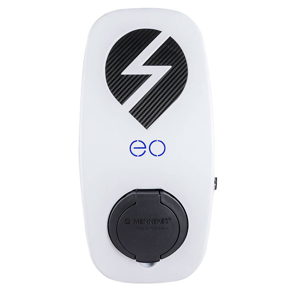 EO EO004-PRO-DCL eoBASIC EV Charger 22kW/32A 3-Phase PRO Socket - DCL