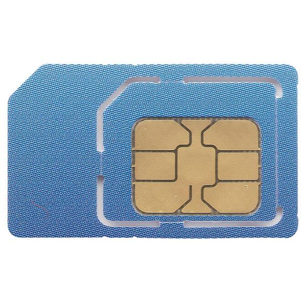 EO Charging SI001 GPRS SIM Card 3 Year Subscription