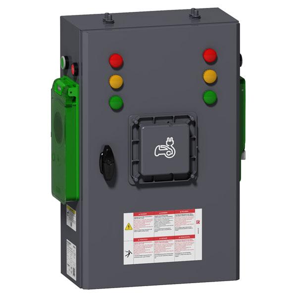 Schneider Electric EVP2PE2222R EVlink Parking SE Enclosure GR 22kW...
