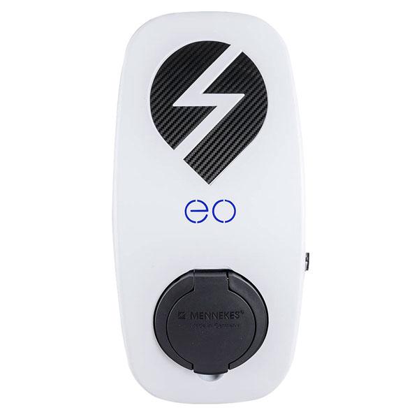 EO EO003-DCL-LSKT eoBASIC 11kW/16A 3PH Locking Pin Single Socket W...