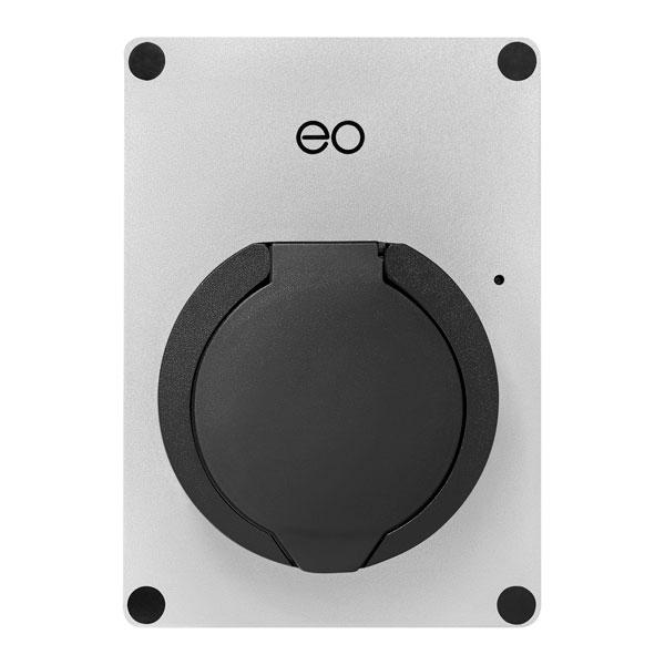 EO EM002-PRO-DCL-SIL eoMINI-PRO 7.2kW/32A 1PH Smart Single Socket ...