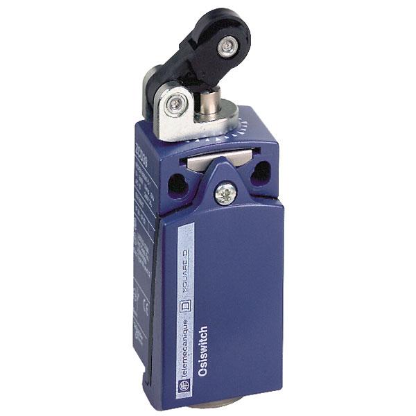Telemecanique XCKD2121P16 Horizontal Roller Plunger NC+NO Snap M16...