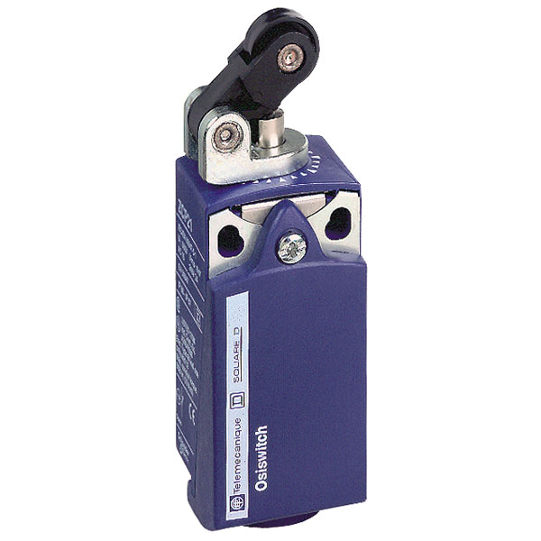 Telemecanique XCKP2121P16 Horizontal Roller Lever NC+NO Snap M16 L...