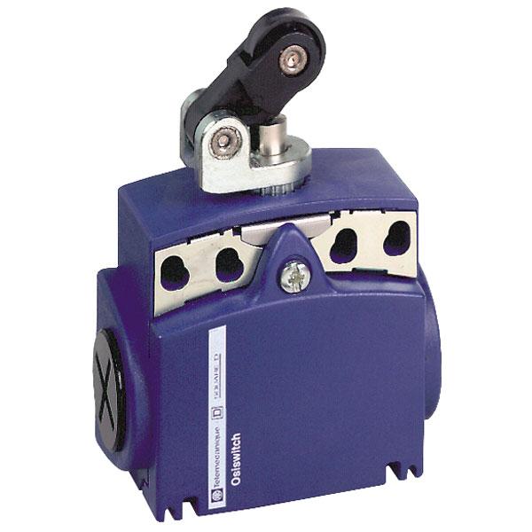 Telemecanique XCKT2121P16 Horizontal Roller Lever NC+NO Snap M16 l...