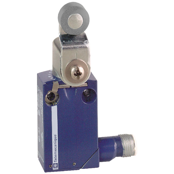 Telemecanique XCMD2116C12 Metal Roller Lever NC+NO Snap M12 Limit ...
