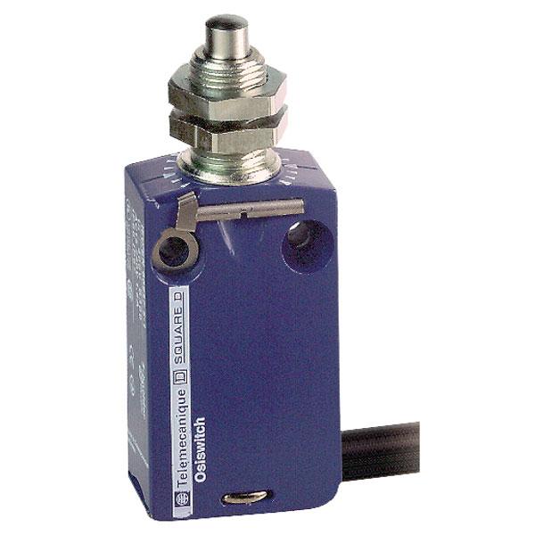 Telemecanique XCMD21F0L1 Metal End Plunger NC+NO Snap 1M Cable Lim...