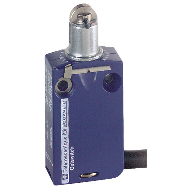 Telemecanique XCMD2502L1 Metal Roller Plunger NC+NO Slow 1M Cable ...