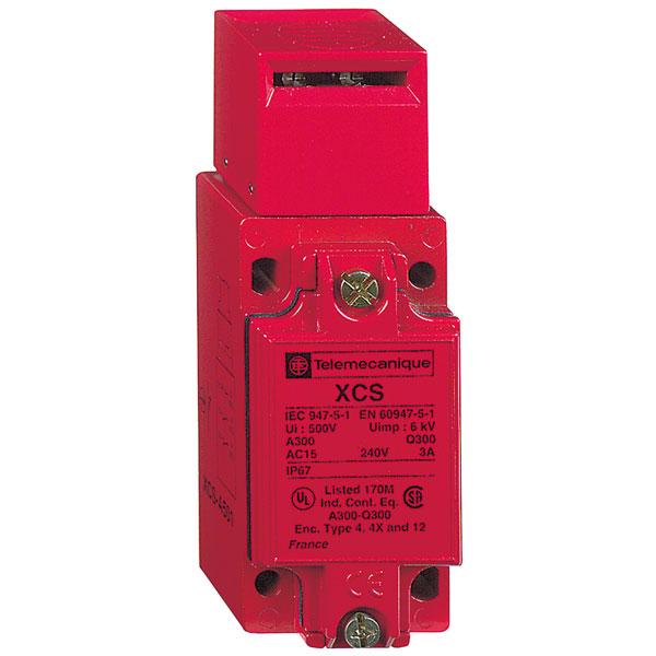 Image of Telemecanique XCSA802 3NC M20 Slow Break Metal Safety Switch