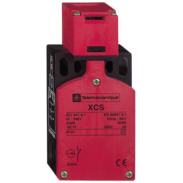 Image of Telemecanique XCSTA592 NC+2NO M16 Slow Break Plastic Safety Switch