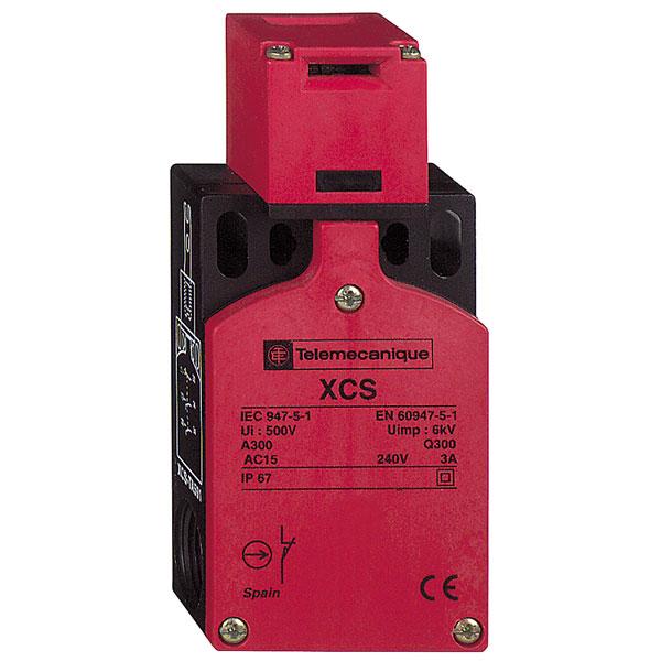 Image of Telemecanique XCSTA792 2NC+NO M16 Slow Break Plastic Safety Switch