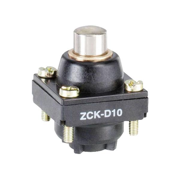 Telemecanique ZCKD10 Metal End Plunger Limit Switch Head