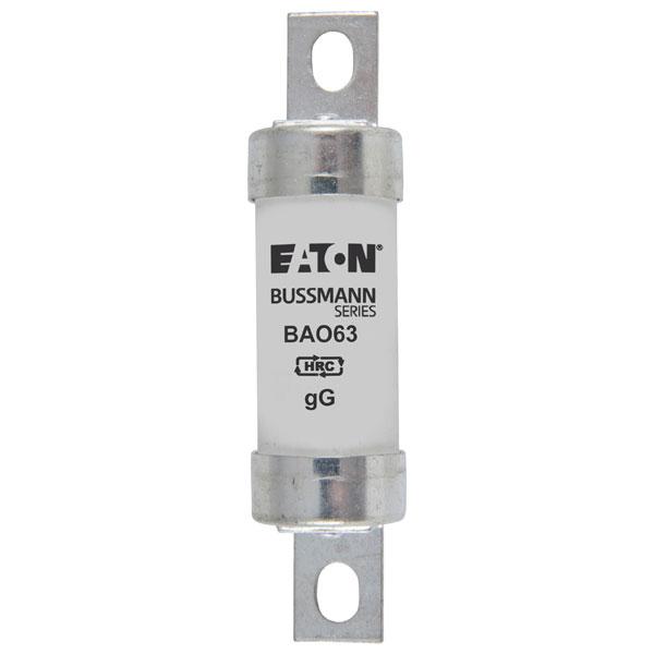 Eaton Bao63 63Amp 500V Ac Bs88 Gg Fuse