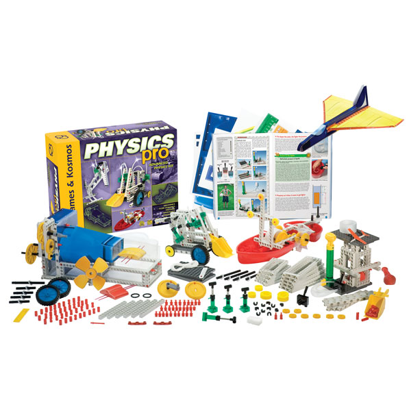 Image of Thames & Kosmos Advanced Physics Pro Science Kit