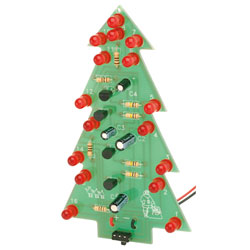 Rapid LED Christmas Tree Project Kit