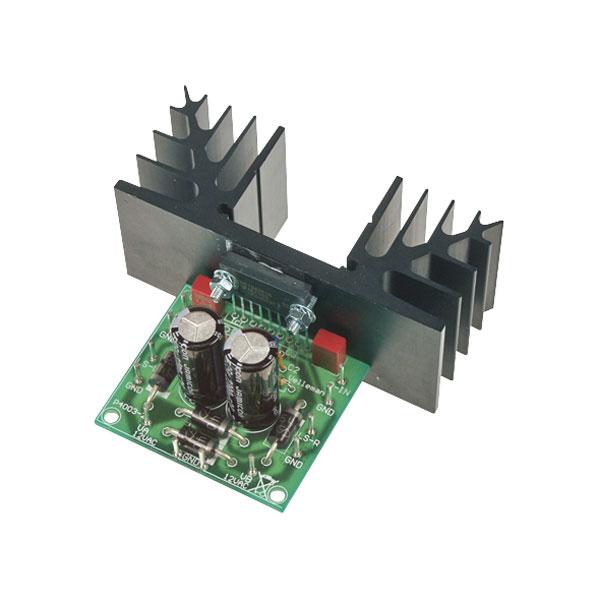 Velleman K4003 Audio Power Amplifier Kit 2 x 30W