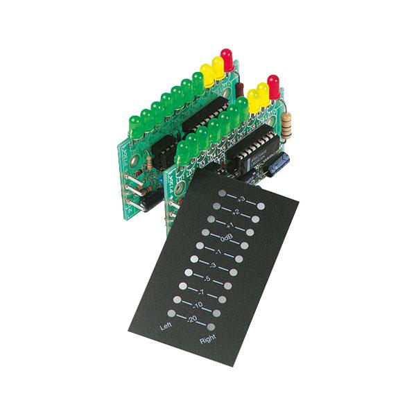 Velleman K4305 Stereo VU Meter Kit