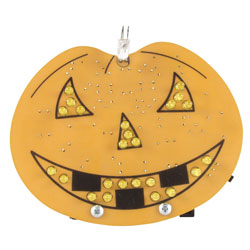 Velleman MK145 LED Halloween Pumpkin Kit